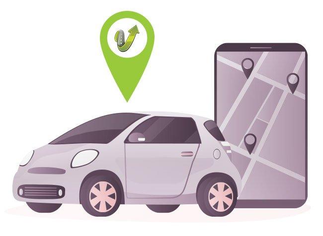 Car sharing urbano