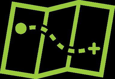 Mappa percorsi
